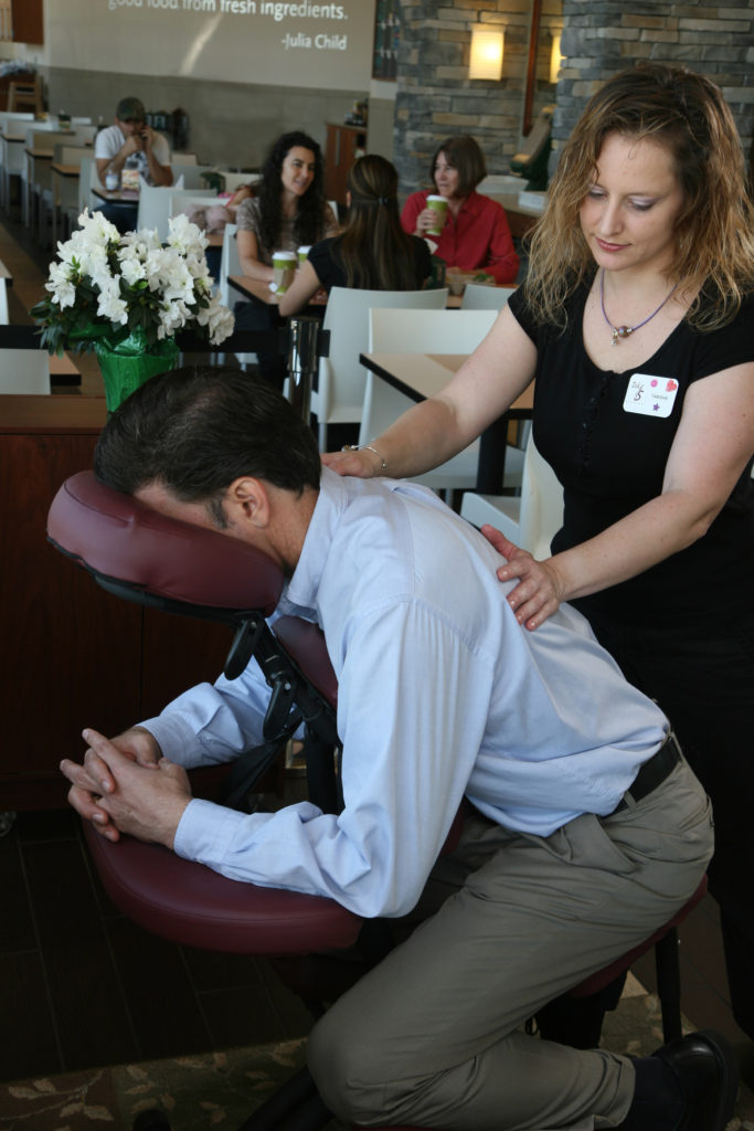 Take 5 Chair Massage Orlando