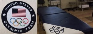 Olympic Sports Massage Therapist Profile