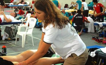 Sports Massage at the Olympics