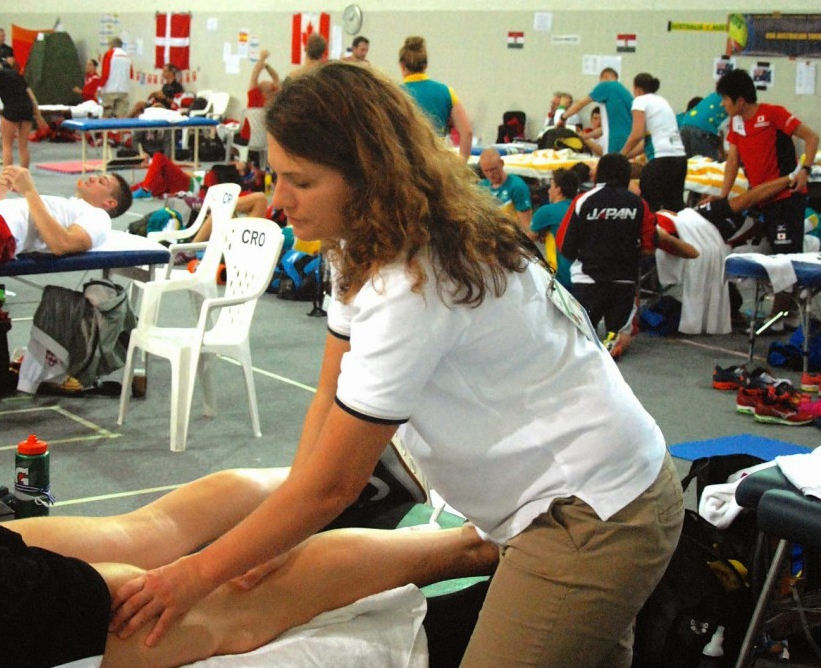 Sports Massage: for Olympians & Weekend Warriors