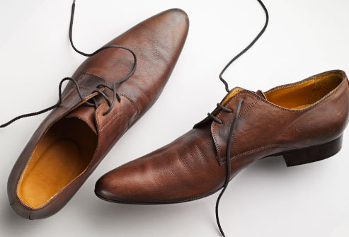 Expensive Pointy Shoes