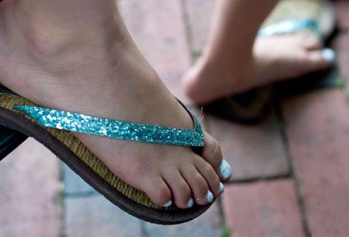 Iconic Florida Flip-Flop