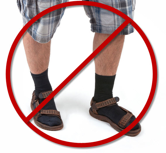 What NOT To Wear, Man