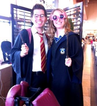 Harry and Luna ed