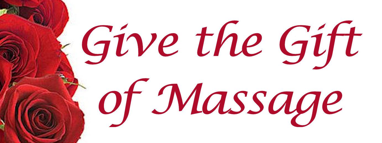 Valentine Massage Specials & Gift Certificates