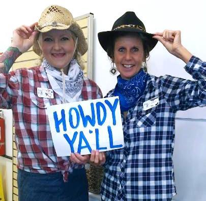2016 Cowgirls Karen Cynthia