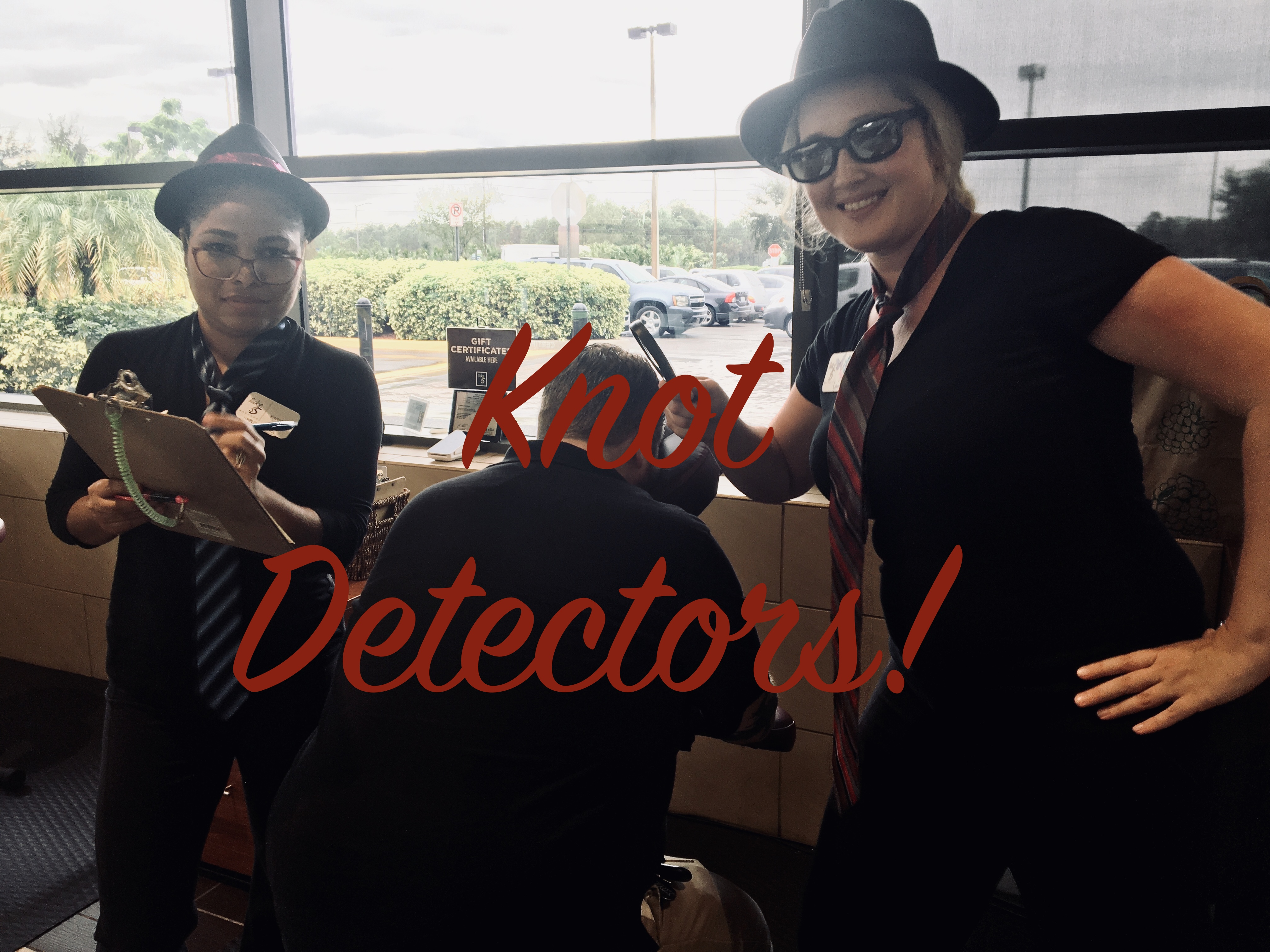 Knot Detectives