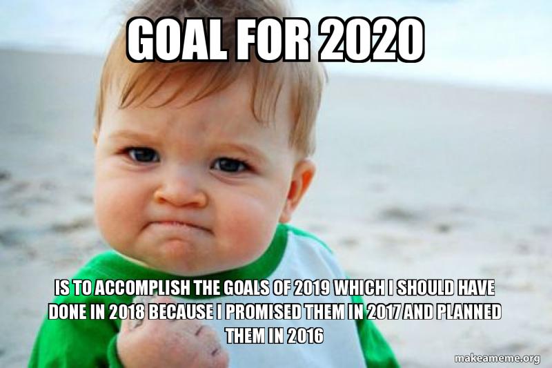 Be Inspired in 2020