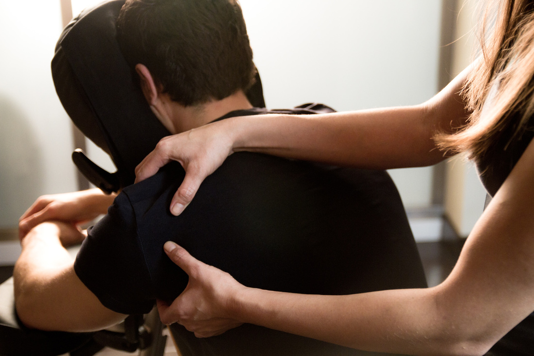 How to Make the Most of Your Next Chair Massage